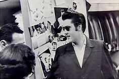 "Elvis - Lansky Bros, Memphis - ""Clothier to the King"""