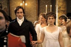 Stop. Everything. Jane Austen's Netherfield Ball is happening for real. I want to go.