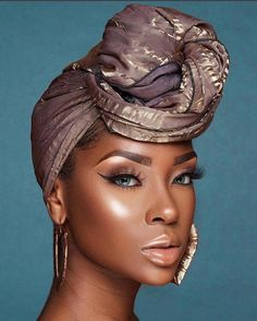 Gorgeous Makeup: Tips and Tricks With Eye Makeup and Eyeshadow – Makeup Design Ideas Cute Makeup, Gorgeous Makeup, Makeup Looks, Bridal Makeup, Wedding Makeup, Hair Wrap Scarf, Hair Shrinkage, Make Up Inspiration, African Head Wraps