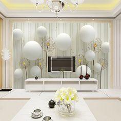 Custom Mural Wallpaper 3d Stereo European Living Room Sofa Backdrop Wall Paper Modern Minimalist Bedroom Wallpaper