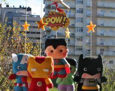superhero mobile ceiling mobile baby mobile crib mobile nursery mobile baby crib mobile super heroes adventure mobile heroes comic mobile 1