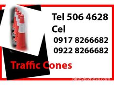 Traffic Cones Event Rental Services Manila Philippines Manila - Buy and Sell Philippines
