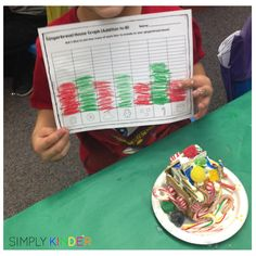 Milk Carton Gingerbread Houses - A How To with Freebies from #SimplyKinder.