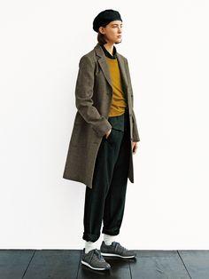 Minimalist Fashion - My Minimalist Living Mode Outfits, Trendy Outfits, Fashion Outfits, Fashion Tips, Margaret Howell, Look Fashion, Winter Fashion, Androgynous Fashion Women, Unisex Fashion