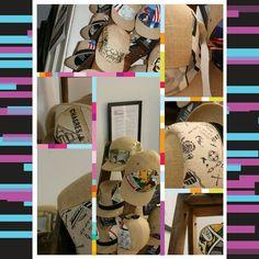 Jede Mütze von Chris ist anders, jede ein Unikat und alle super chic. Da fällt die Auswahl wirklich schwer. #DIY #Berlin #Friedrichshain #stoffwelten #unikat #selbstgemachtesverkaufen #dawanda #kreativbühne
