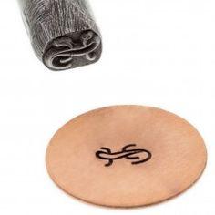 Lizard Precision Design Stamp (Contemporary Series)