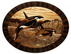 Artist Grzegorz Czarnecki  #marquetry #woodworking  www.artsyshark.com