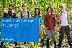 """Η Microsoft μέσα από το νέο διαγωνισμό """"Challenge for Change"""" ενθαρρύνει μαθητές και φοιτητές από την Ελλάδα, αλλά και από όλο τον κόσμο, να καταθέσουν μια ιδέα, η οποία πιστεύουν ότι θα φέρει θετική αλλαγή στην τοπική κοινωνία, αλλά και σε παγκόσμια κλίμακα. Οι νικητές του διαγωνισμού θα κερδίσουν πλούσια δώρα, ενώ η προθεσμία υποβολής των αιτήσεων λήγει στις 25 Μαρτίου 2015."""