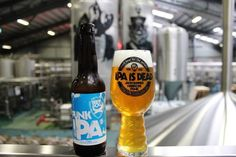 Excellent to see our friends BrewDog using our glassware for their Punk IPA. Great glass, great beer!
