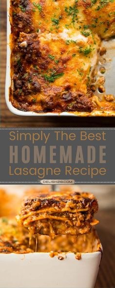 Fried Tomatoes, Lasagne Recipes, Bechamel Sauce, Deep Dish, Food Blogs, How To Dry Oregano, Slow Cooker Chicken, Roasted Chicken