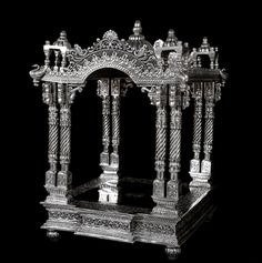 88 Best Puja images in 2018   Silver, Antique silver, Silver pooja items