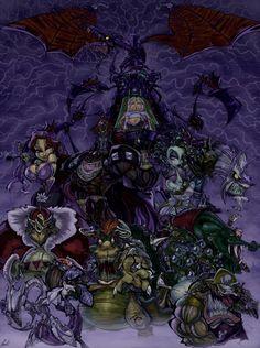 The Villains of Nintendo