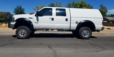 2006 F-250 Super Duty 4WD AFTER SuperLift 6inch Kit Install