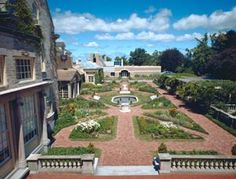 George Eastman's Gardens - bring along art materials to draw flowers, trees, & architecture!