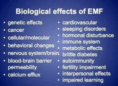 Silent Killers, Reality Check - EMFs, Electromagnetic Fields, Why is there an increase in Cancer, Parkinson's Disease, Alzheimer's, Infertility, Chronic Fatigue Syndrome, ADHD, Stress, Anger, Aggression ... and it's getting worse EVERY day. Below, are the deadly sources of EMF environmental pollution, medically and scientifically acknowledged effects, and solutions to protect your health.