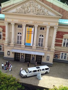 MA bij het Concertgebouw