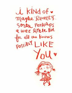 I Like You Quotes