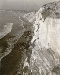 A very old photo from the cliffs about Rat beach looking north to Torrance Beach. Unknown Photographer.
