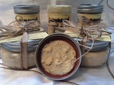 Affordable, blissfully all-natural whipped body butters with essential oils available at:  https://www.etsy.com/shop/findyourwaynaturals  Explore our variety of all-natural whipped body butters, soaps, and candles today!