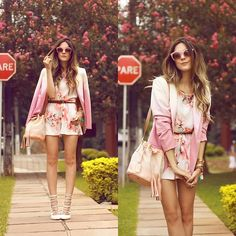 pink and floral, white strappy sandals Summer Fashion Outfits, Boho Fashion, Womens Fashion, Fashion Trends, Trending Fashion, Fashion Inspiration, Anniversary Outfit, White Strappy Sandals, Fashion Lookbook