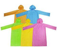 EVA rain coat/poncho