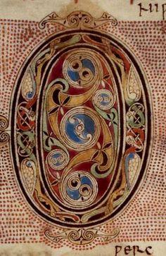 the lindesfarne gospels   bensozia: The Lindisfarne Gospels