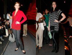 Já viu quem passou pelo Fashion Rio hoje? Tem a Juliana Silveira com meia de renda! Rycah! Tem a Fernanda Pontes de ombrinhos+jeans da DTA. Lindo, não? Temos Sophie Charlotte trabalhada nas tachas.…