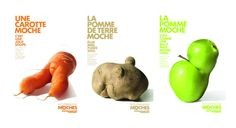 Vlaams infocentrum land- en tuinbouw - Franse supermarkten promoten lelijke groenten en fruit - VILT