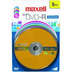 Maxell 16x DVD-R Media #638033