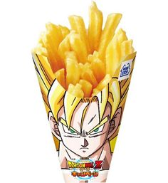 Dragonball Z   French Fries