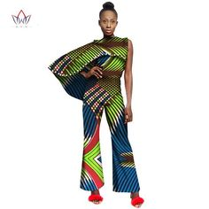 199b891eea 2017 African Women Jumpsuit For Women Fashion Women One Piece Outfits  Jumpsuits with Pearl Bodycon Sexy Beading Pant Suit