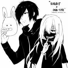 Resultado de imagen para kaneki genderbend tokyo ghoul