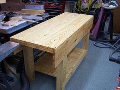 English-Style Workbench