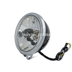 """92.06$  Buy here - http://ali2fq.worldwells.pw/go.php?t=32434866324 - """"Motorcycle  New Replacement 5 3/4"""""""" Headlight Lamp Assembly For Harley Sportster Models 2004-2014"""""""