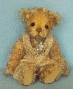 Bears, Teddy Bear, Toys, Sweet, Artist, Handmade, Animals, Activity Toys, Candy