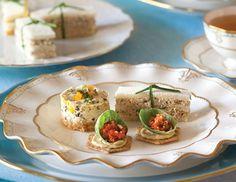 Roasted mushrooms, corn, and bell pepper turn Mini Savory Mushroom-Corn Cheesecakes into a savory treat.