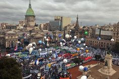 Apertura Sesiones Congreso 2015 - El pueblo junto a Cristina.