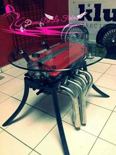 Honda engine table