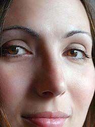 Soften skin effect