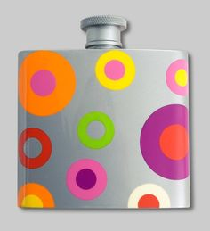 Saved my life at least once (hint  crazy chicken bus ride) Pylones Hip  flask! 6ef36a914ecc