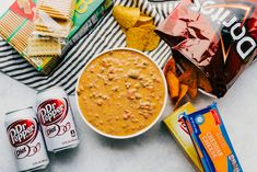 This Easy Beef Queso is a simple yet insanely delicious recipe. Ground Beef Taco Seasoning, Ground Beef Tacos, Beef Queso Recipe, Dip Recipes, Great Recipes, Healthy Recipes, Mexican Dessert Easy, Canning Diced Tomatoes, Peanut Butter Chocolate Bars