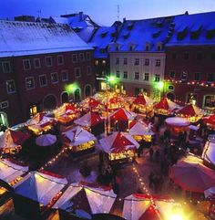 Passau Germany - Christmas Markets!