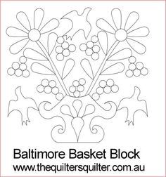 Baltimore Basket Block