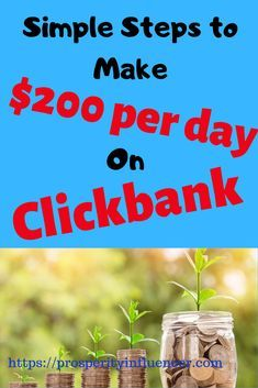 There are hundreds if not thousands of persons making money online handsomely using Clickbank. this post will show you simple steps you can take to get your share. Check it out now. Online Income, Earn Money Online, Online Jobs, Make Money From Home, How To Make Money, Affiliate Marketing, Content Marketing, Media Marketing, Finance Tips