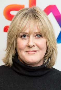 Sarah Lancashire, OBE is an English actress. Golden Age Of Hollywood, Classic Hollywood, English Actresses, Actors & Actresses, Geoffrey Hughes, Sherlock Au, Sarah Lancashire, Last Tango, Happy Valley