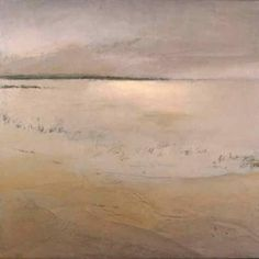 Irma Cerese, Skaket Beach #1, acrylic on canvas