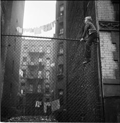 Stanley Kubrick photographs from the 40's