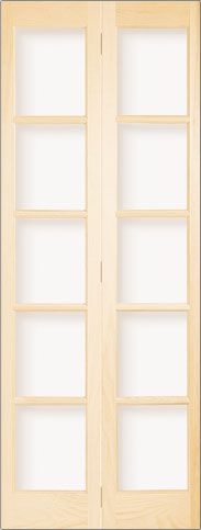 3050P. Milette bifold French doors Bifold French Doors, Home Depot, Home Furnishings, Room, Furniture, Decor, Decoration, Decorating, Rooms