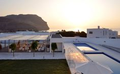 Hotel Cala Grande - Las negras - Níjar - Almería #Andalucía - España