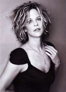 Meg Ryan has always been one of my favorites, long hair, short or any way!